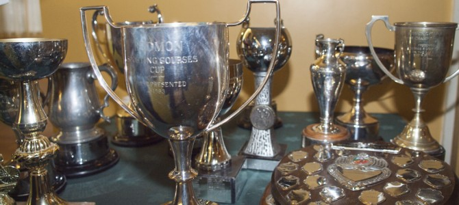 "Stop The Press ""Two Redmon CC Trophies Have Been Decided"""